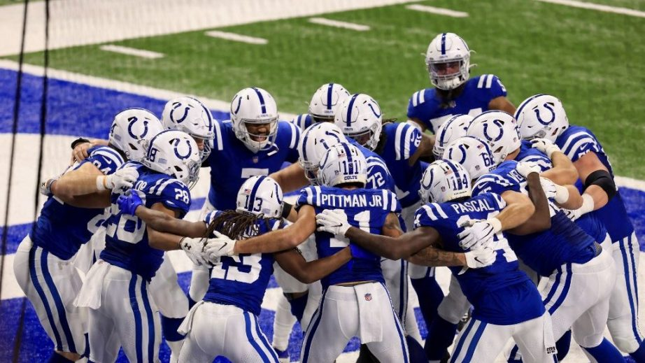 Indianapolis Colts End Last Week With Two Sports Betting Partnerships