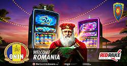 Lisensi Rumania untuk Red Rake Gaming