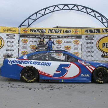 NASCAR will roll the dice at Las Vegas Motor Speedway