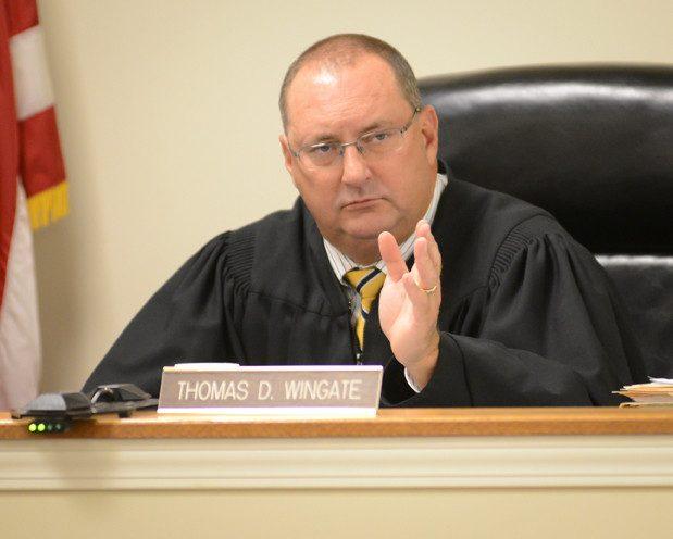 Kentucky Judge Thomas Wingate