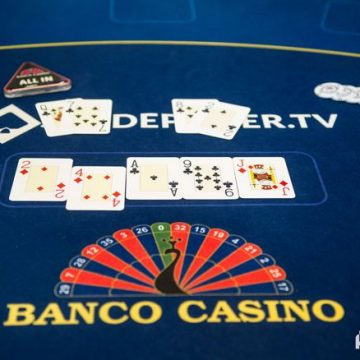 Big Poker Hands