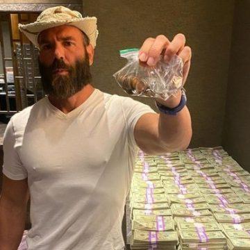 bilzerian money