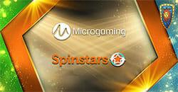 Tautan Spinstars dengan Microgaming dalam Penawaran Eksklusif
